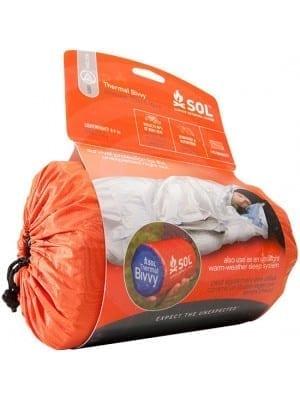 Survive Outdoors Longer® Thermal Bivvy Emergency Sleeping Bag