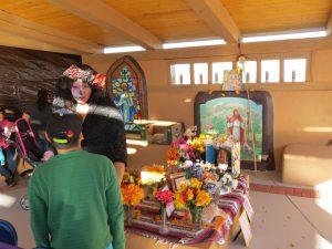 Dia de Los Muertos Celebration