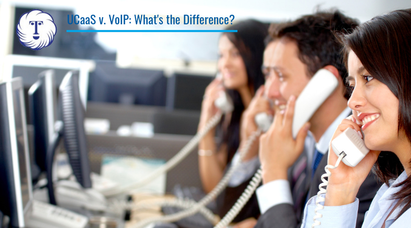 UCaaS vs. VOIP: What's the Difference?