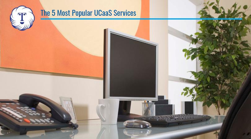 popular UCaaS services