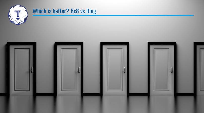 8x8 vs Ring